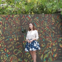 A Poofy Skirt - Photo Diary in Malacca Part III