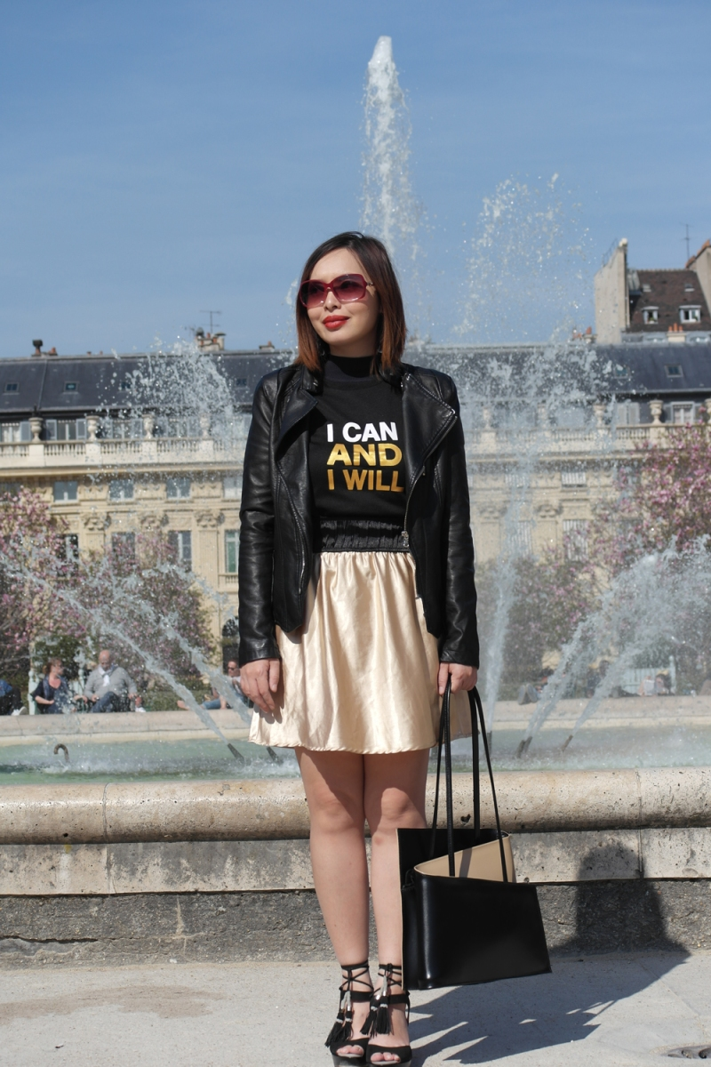 """I Can And I Will"" Tee And Best Places To Shop For Graphic Text T-Shirts"