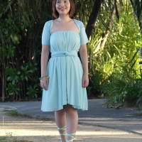 Beach Event Dress Theme - Blue, Green And Aquamarine
