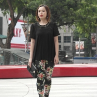 How To Wear Leggings In Summer - Classy Vs Casual Looks