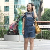 How To Look Classy In A Shortall Overall
